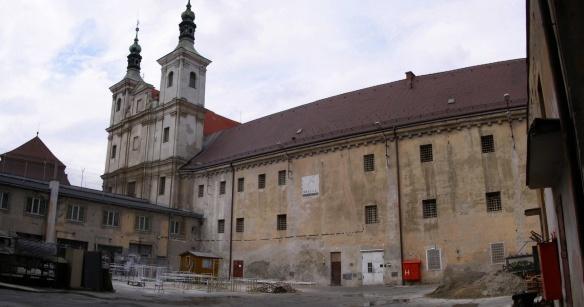 Famous Ilava Prison