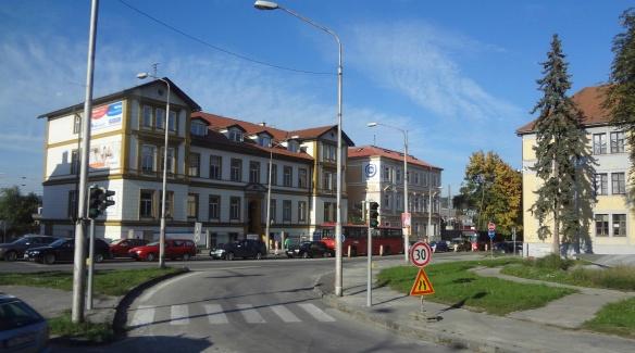 Trenčín town