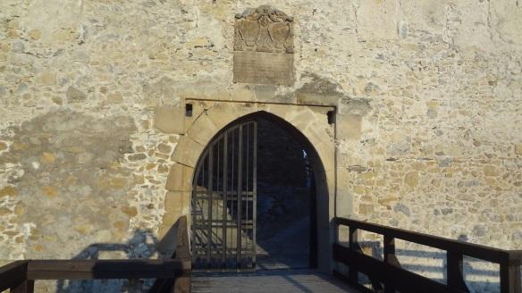 Trenčín Castle Door