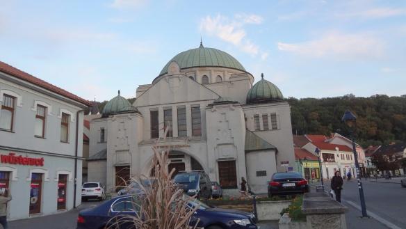 8 Synagogue of Trenčín