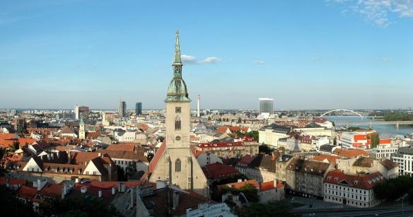 Old Towm of Bratislava