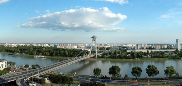 Petržalka District, New Town, Bratislava