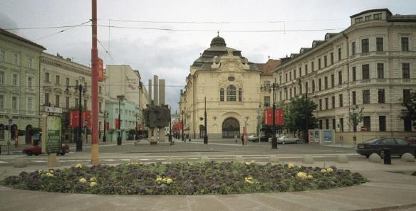 Razusovo Nabrezie Bratislava