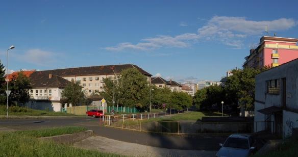 Kraskova area, Bratislava