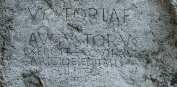 4 Roman Inscription