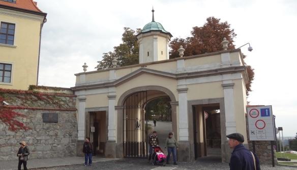 4. Vienna Gate