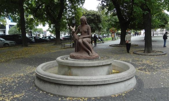 Dievca Fountain
