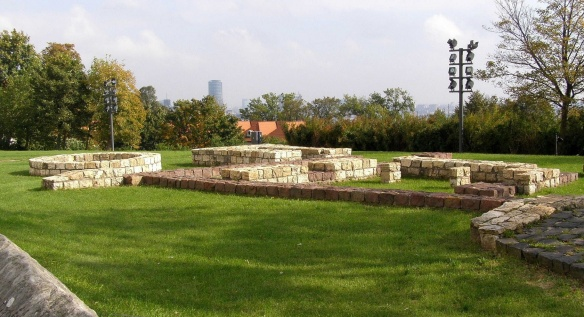 10. Foundations of Great Moravian Basilica