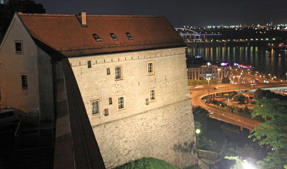 8. House in the Southern Bastion of Bratislava Castle