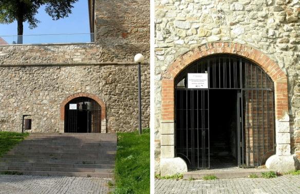 13. 14. St. Nicholas Gate