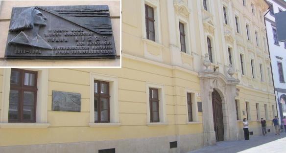Franz Liszt Memorial