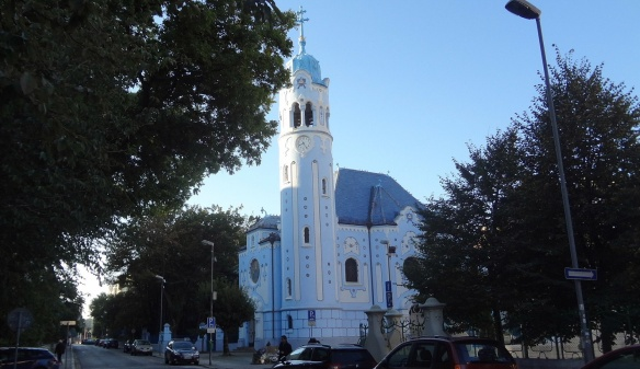 St. Elizabeth Church, Bratislava