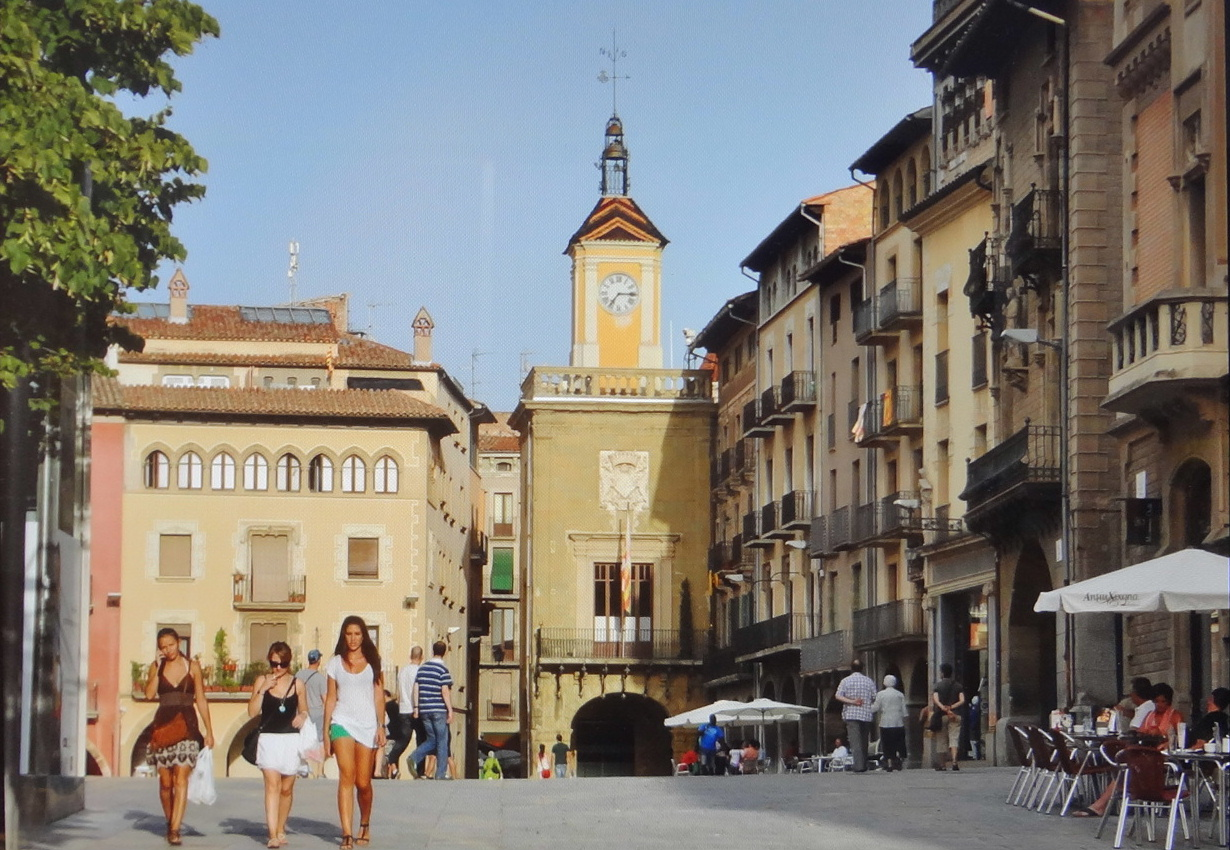 Vic Spain  City new picture : Vic, Catalonia Spain | weepingredorger