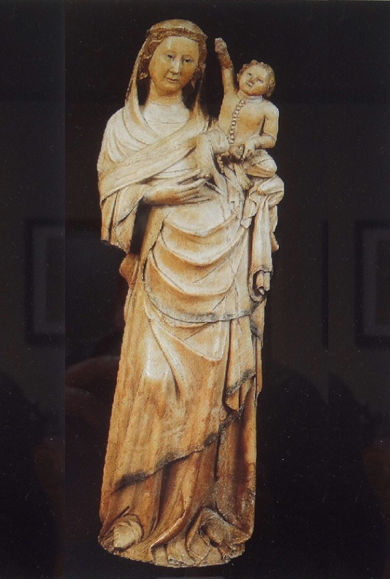 Virgin of Boixadors