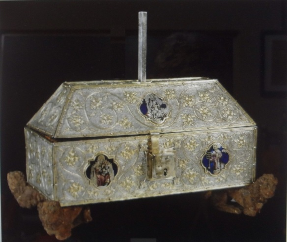 Saint Lawrence Casket, 1340 - 1350