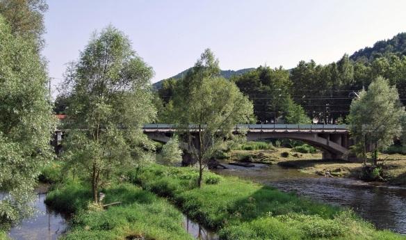 Ter River, Ripoll Spain