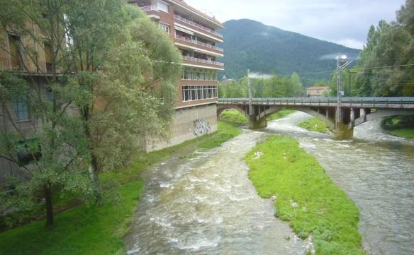 Freser River, Ripoll Spain