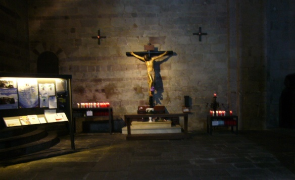 Holly Cross of La Seu d'Urgell Cathedral