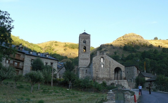 Romanesque church, Vall de Boí