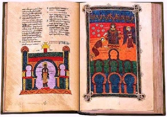 Manuscripts of St. Beatus