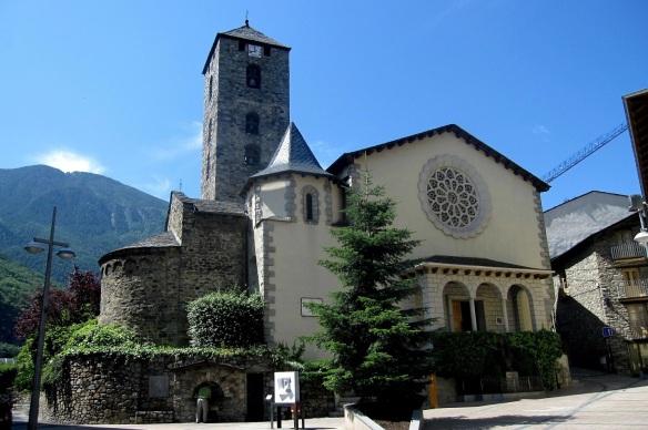 Sant Esteve Church, Andorra La Vella
