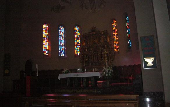 The High Altar, Church of San Esteban, Andorra la Vella