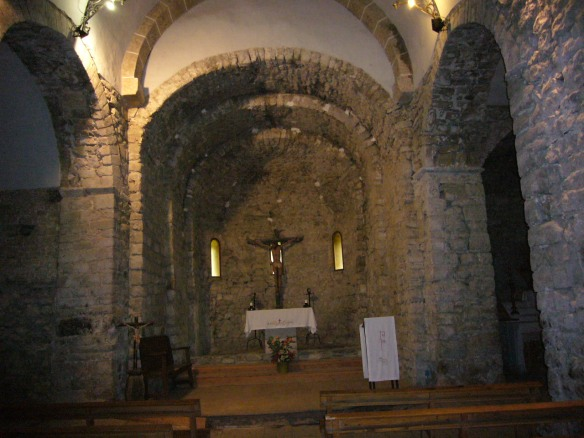 Main Alter of Sant Feliu de Barruera