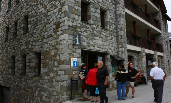Tourist Information Center of Barrera
