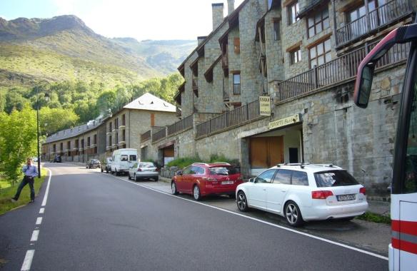Main Street of Taüll, La Vall de Boí
