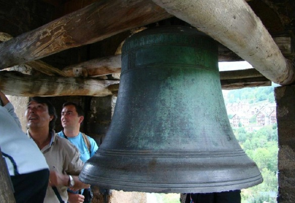 The bell of Sant Climent