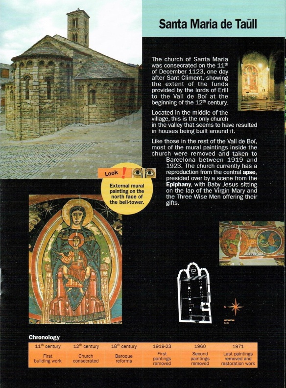 Manual of Santa Maria de Taüll.