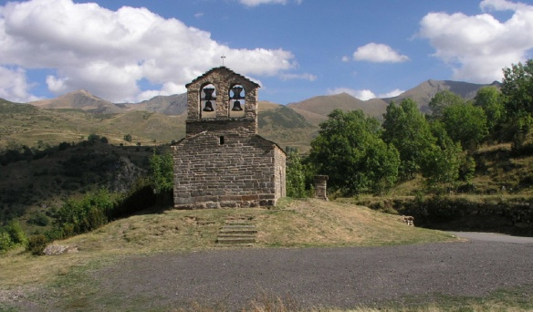 The hermitage of Sant Quirc Durro