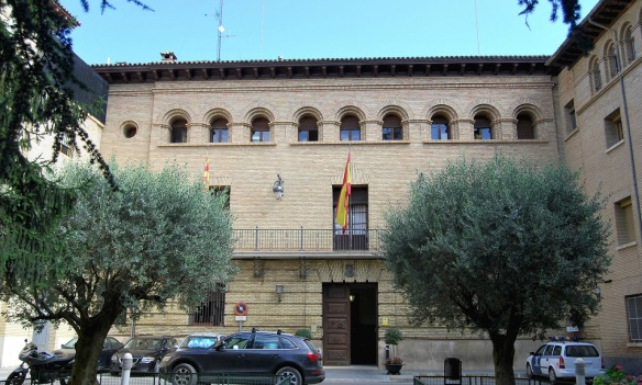 Town Hall of Barbastro