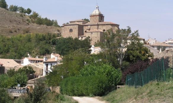 Monreal, Navarre Pyrenees.