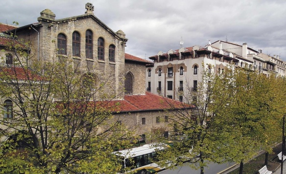 Iglesia de San Nicolás (St. Nicholas Church)