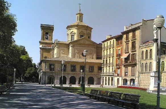 Iglesia de San Lorenzo (Church of St. Lorenzo)