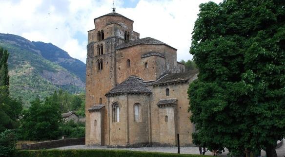 Iglesia de Santa María (Santa Cruz de la Serós)