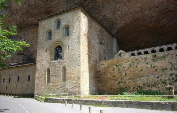 San Juan de la Peña monastery