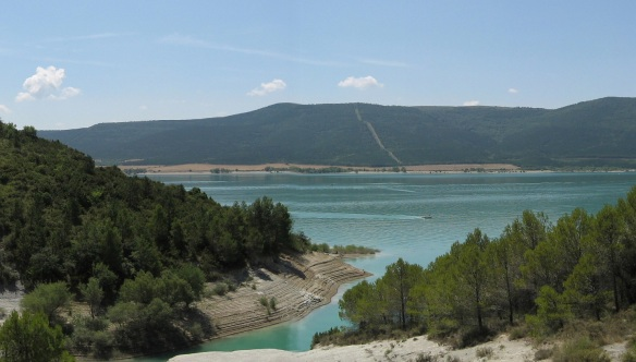 Embalse de Yesa (Dam of Yesa)