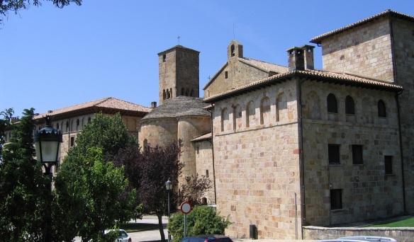 Monastery of San Salvador of Leyre