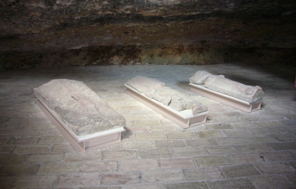 Graves of royal family