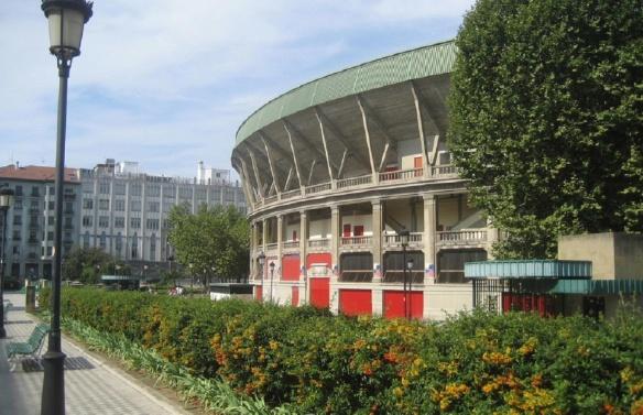 The bullring (Plaza de Toros)