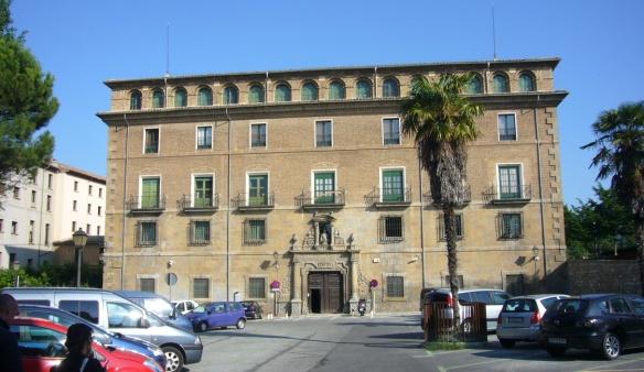 Palacio Episcopal (Episcopal Palace Pamplona)