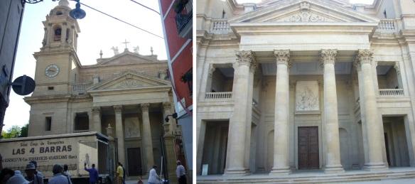 The Cathedral of Royal Saint Mary (Santa María la Real)