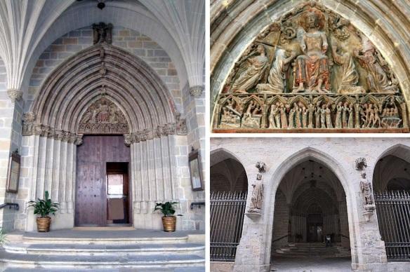 Façade of San Saturnino Church