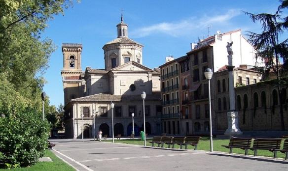 Iglesia de San Lorenzo (Church of St. Lorenzo) Pamplona