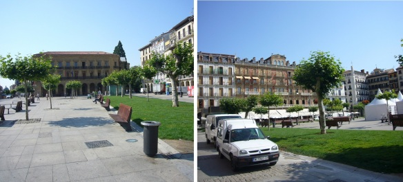 Plaza del Castillo (Castle Square)