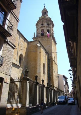 Iglesia de Santiago el Mayor (Church of St. James on Mayor Street)