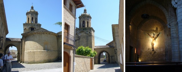 Church of the Crucifix, Calle Crucifijo (Crucifix Street) and the Crucifix (The Cross of Christ, the Passion)