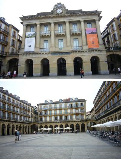 Plaza de la Constisucion (Square of the Constitucion)